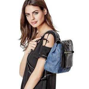 🆕️ GUESS Sammie Denim backpack